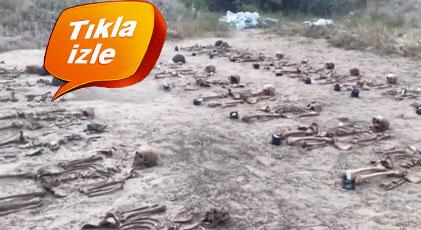 75 yıl sonra bu kemikler bulundu