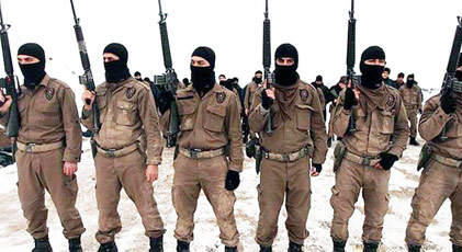 Özel Harekatçılar Afrin'e girdi