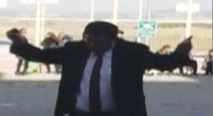 10 Kasım'da göbek atan müdürün cezası belli oldu