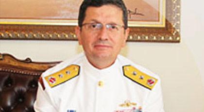 Deniz Kuvvetleri Komutanı'nın korumasına FETÖ operasyonu