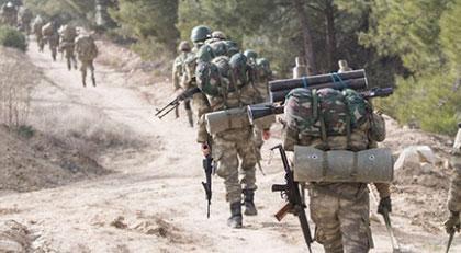 Afrin'de savaşan askerleri böyle dolandırdılar