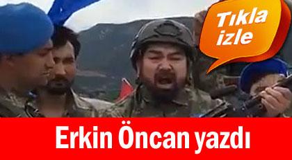 Suriye'den Türk bayrağı ile Çin'i tehdit edenler neyin peşinde