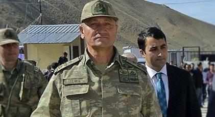Afrin operasyonunu yöneten komutana FETÖ'cü raporu