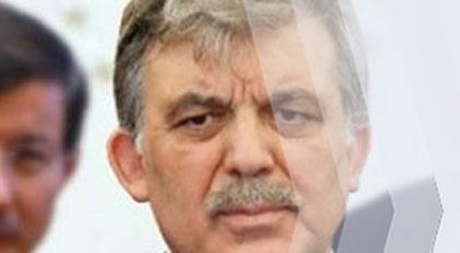 Abdullah Gül'ü polisin elinden zor aldılar