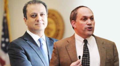 Bharara ve Michael Rubin hakkında yakalama talebi