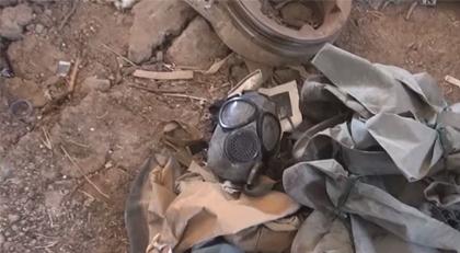 Suriye'den saldırıdan sonra flaş görüntüler