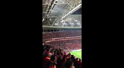 """""""Galatasaray: 2 Erdoğan: 0"""""""