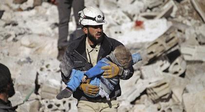 Suriye'de büyük yalan ortaya çıktı