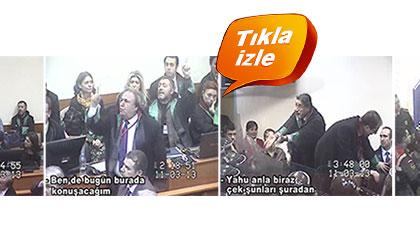 Ergenekon Davası'nda avukatlara nasıl saldırdılar