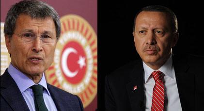 Profesör Halaçoğlu Erdoğan'ın peşini bırakmıyor