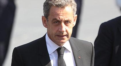 Ve Kuran'ı hedef alan Sarkozy konuştu