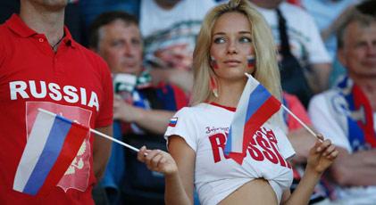 Rusya'da kız tavlama sanatı