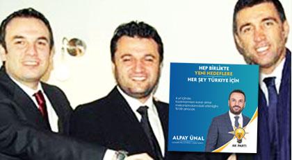 Hakan Şükür'ün ortağı hangi partide görüldü