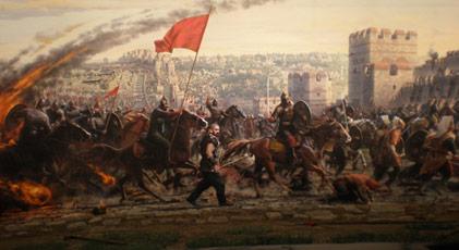 Sosyalistler İstanbul Fethi'ni kutladı