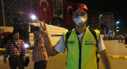 Gezi'de gözaltına alınan gazeteci Gezi'nin yıl dönümünde öldürüldü