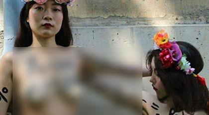 Ve FEMEN'in 24 Haziran tavrı belli oldu