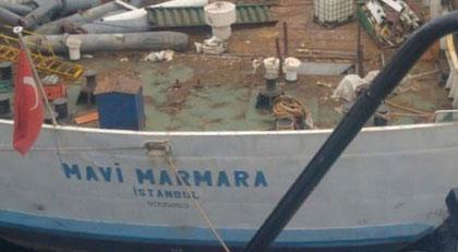 İşte 10 kişinin öldürüldüğü Mavi Marmara'nın son hali