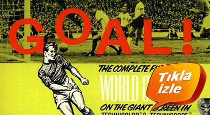 Abidin Dino Dünya Kupası'nın filmini böyle çekti