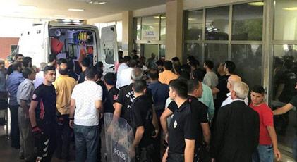 AKP'li vekilin esnaf ziyaretinde ortalık karıştı