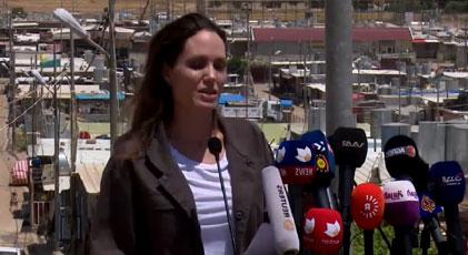 Angelina Jolie Kürtlere ne dedi