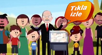 CHP'den gençlerin gönlünü fetheden reklam