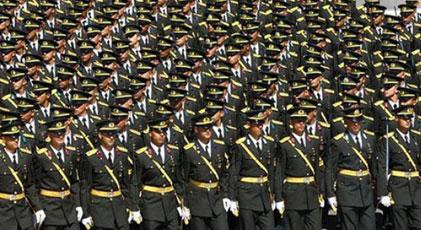 Türk ordusu nasıl ele geçirildi