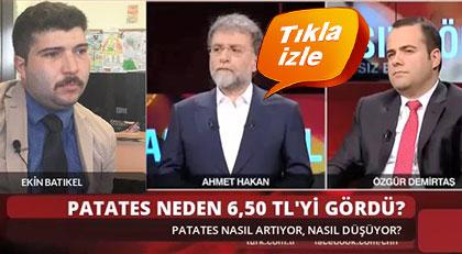 """Erdoğan """"Yeni Tarım Bakanı'mı buldum"""" diyecek"""