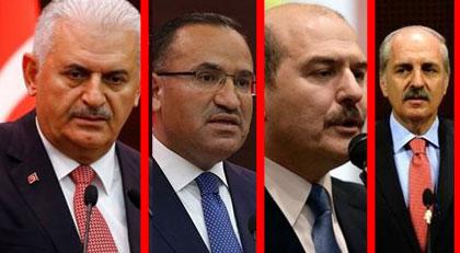 AKP'nin ağır toplarına yeni dönem görevi