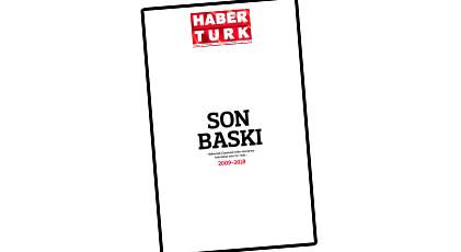 Habertürk Gazetesi'nin kapanmasında başka bir iş var