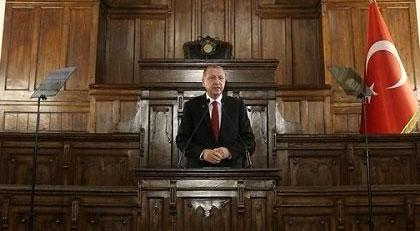 Erdoğan'ın bugününde görülmeyen detay