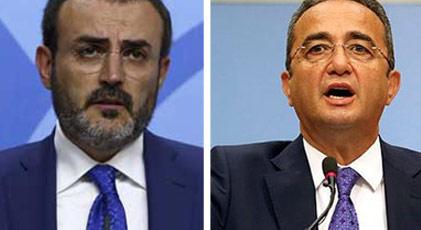 "AKP ve CHP arasında ""diktatör"" tartışması"