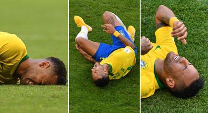 Neymar'dan Dünya Kupası açıklaması
