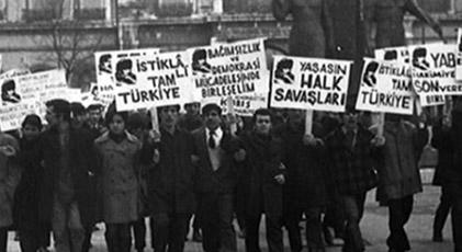 68 devrimcileri hangi şarkıları dinlerdi