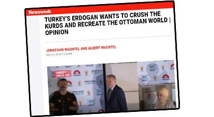 """""""Türkiye'ye operasyon yapılsın"""" çağrısı"""
