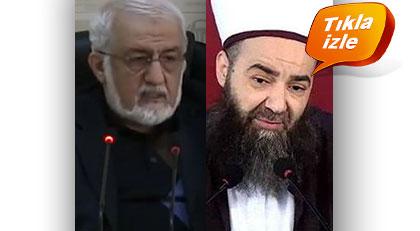 Öztürk'ten Cübbeli'ye; Senin şeyhin kim böyle bir şey yok İslam'da