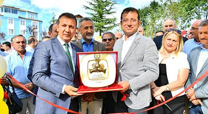 CHP'den AKP'ye jest