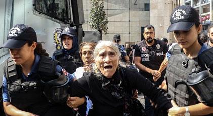 """""""FETÖ'cü polislerin provokasyonlarına taş çıkartan bir müdahaleydi bu"""""""