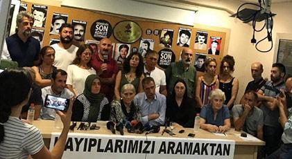 Cumartesi Anneleri Erdoğan'dan randevu istedi