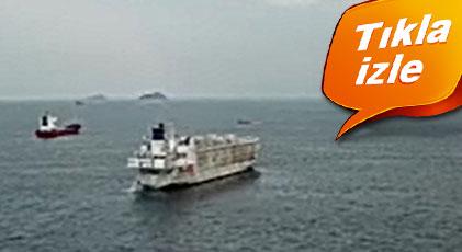 O gemide yeni gelişme