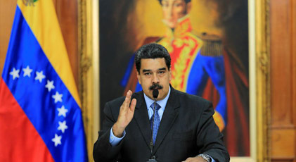 Venezuela'ya müdahale tartışması