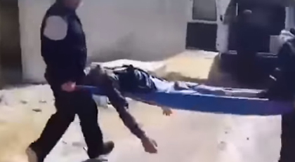 Bu kez mizansen videosunu Suriye paylaştı
