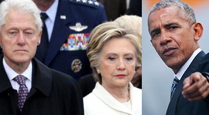 Önce Soros şimdi Clinton