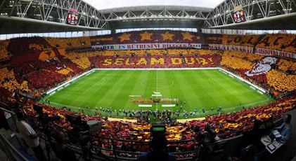 Galatasaray'ın stadı isimsiz kaldı