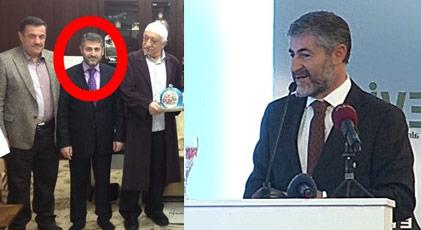 Recep Tayyip Erdoğan tesbihin imamesi