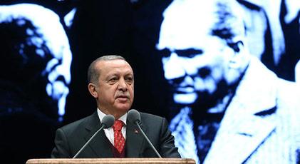 Erdoğan bugün Paris'e gidişini Atatürk'e borçlu