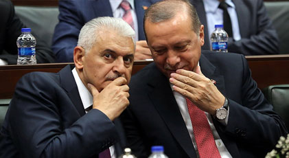 Erdoğan ile Yıldırım arasında Karadeniz sıkıntısı