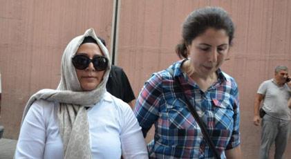 Boydak'ın eşine hapis cezası