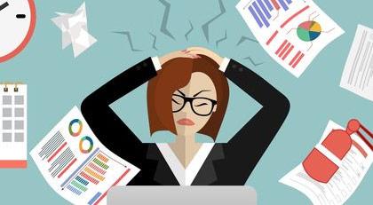 İş yerinde stresi azaltmanın formülü