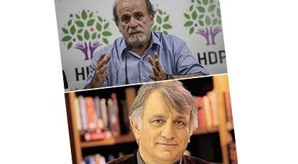 HDP'nin Onursal Başkanı'ndan HDP'li vekile tepki