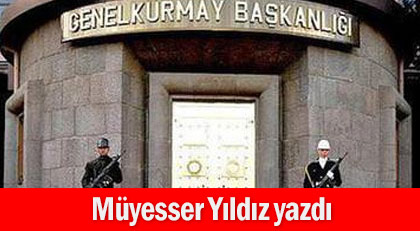 Anayasa Mahkemesi Genelkurmay'a ceza kesti